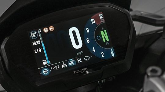 Fino a sei modalità di guida con la nuova modalità Off-Road Pro