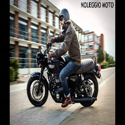 Noleggio Moto