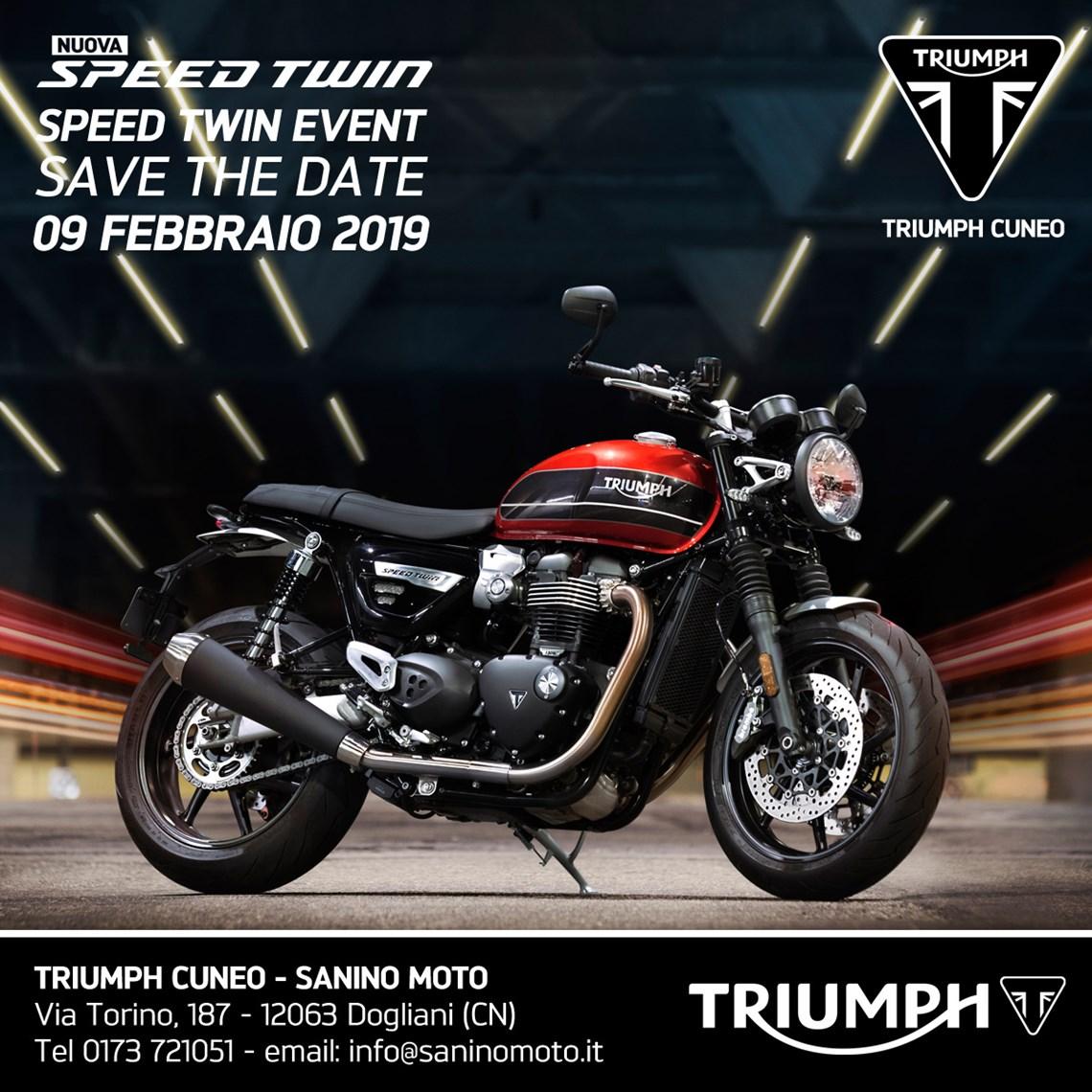 Speed Twin - Triumph Cuneo