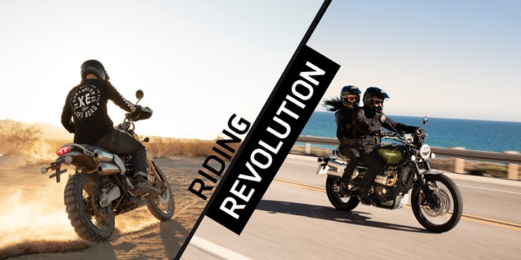 Riding Revolution 2019
