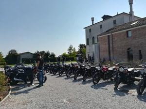 Triumph Padova & MototecnicaShop Reunion