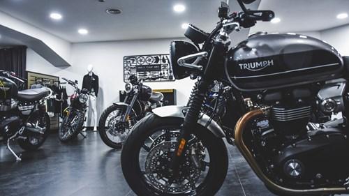 Triumph Napoli Centro