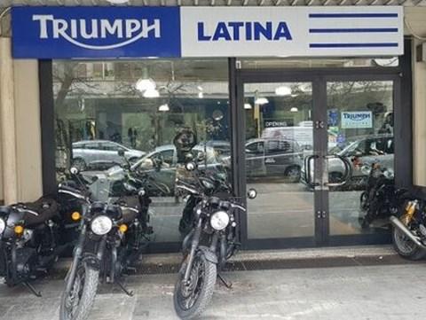 TRIUMPH LATINA