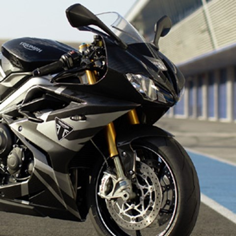 Daytona 765 Limited Edition Moto2