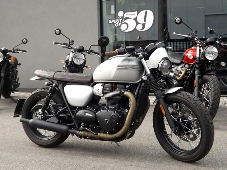 Bonnie T100 Special by Triumph Padova