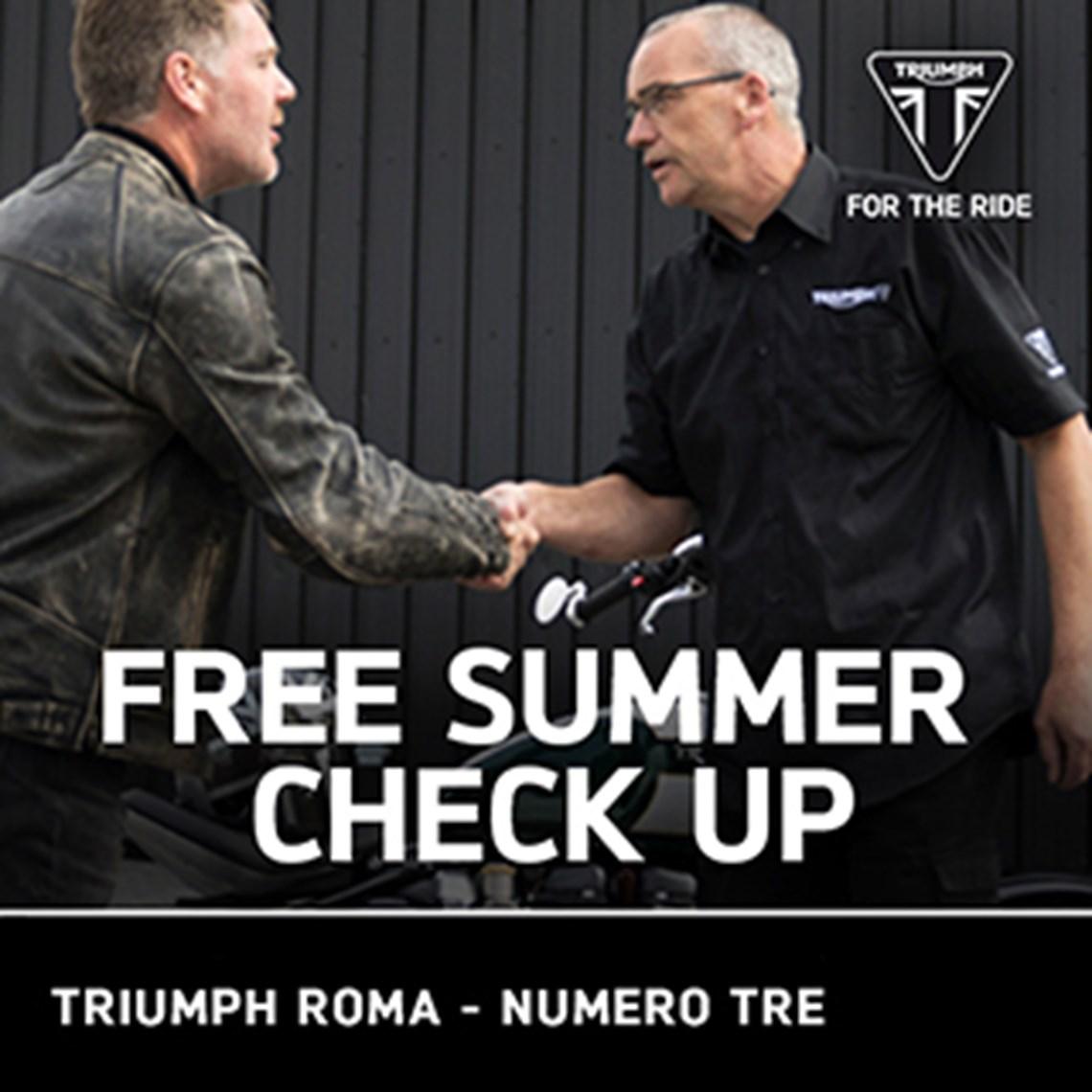 Summer Check Up