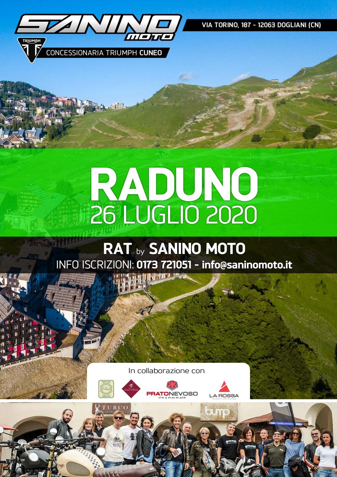 Raduno Prato Nevoso 2020