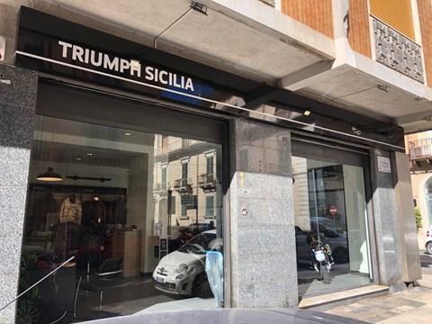 TRIUMPH SICILIA- MESSINA