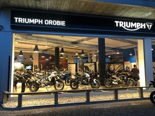 Triumph Orobie